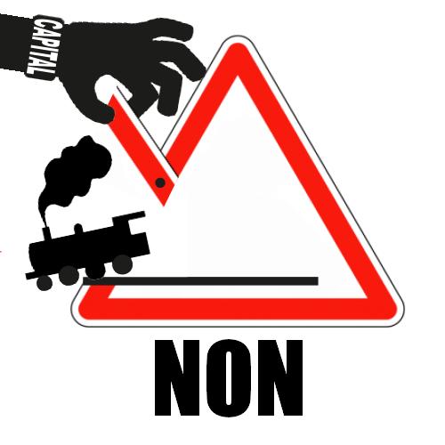 Pétition pour l'avenir du service public nationalisé SNCF - Monopole, établissement public et statut contre concurrence, sociétés anonymes et casse sociale